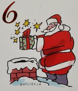 24 Adventspäckchen zum Wohlfühlen
